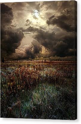 Nowhere Land Canvas Print