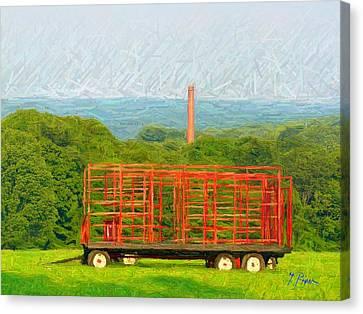 Nt - 930 Canvas Print by Glen River