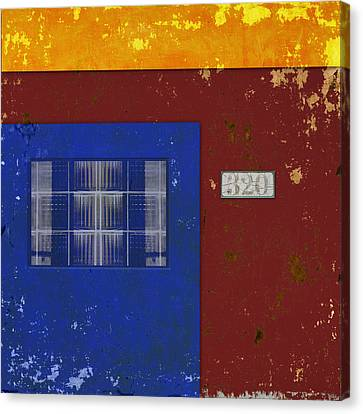 San Miguel De Allende Canvas Print - Number 320 by Carol Leigh