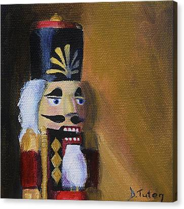 Nutcracker II Canvas Print