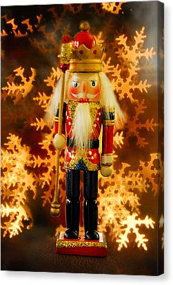 Nutcracker Canvas Print by Mary Timman