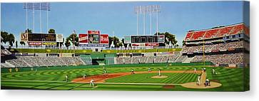 Oakland Canvas Print