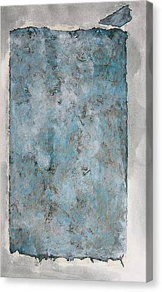 Oasis Canvas Print by Asha Carolyn Young