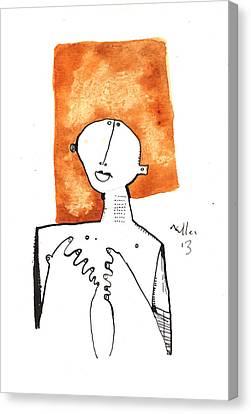 Oaths No.1 Canvas Print by Mark M  Mellon