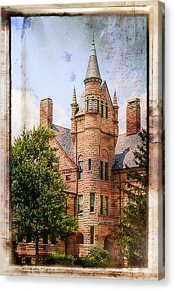 Oberlin College Canvas Print by Mary Timman