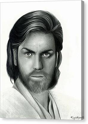 Obi Wan Kenobi Canvas Print