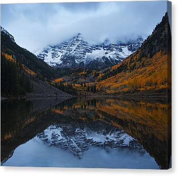 Obscure Bells Canvas Print
