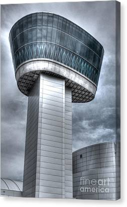 Observation Tower Canvas Print by ELDavis Photography