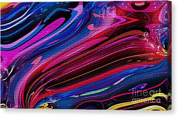 Obsession-rb Canvas Print by David Winson