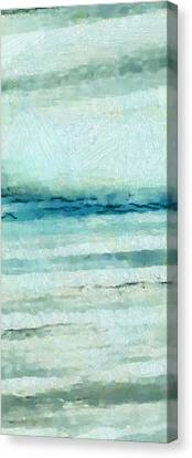 Ocean 7 Canvas Print by Angelina Vick