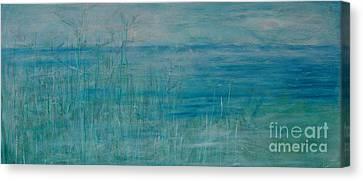 Ocean Breeze Canvas Print by Jocelyn Friis
