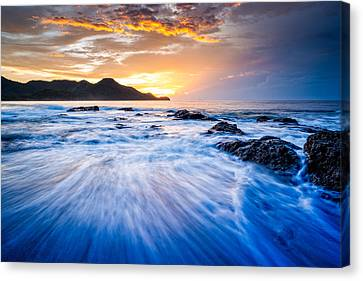 Ocean Dream Canvas Print