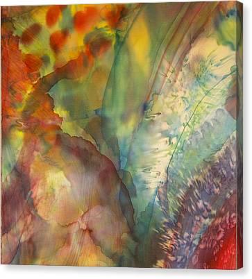 Ocean Eight Canvas Print by Beverly Johnson