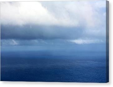 Ocean Of Existence Canvas Print by Karon Melillo DeVega