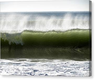 Canvas Print featuring the photograph Ocean Palette by Gayle Swigart