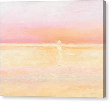 Ocean Symphony Canvas Print by J Reifsnyder
