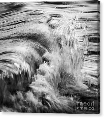 Ocean Wave Iv Canvas Print by Elena Elisseeva