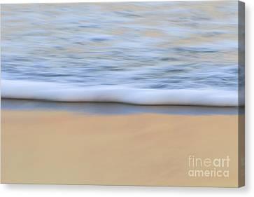 Ocean's Edge Canvas Print by Katherine Gendreau
