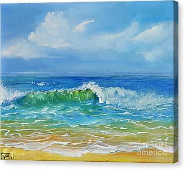 Oceanscape Canvas Print