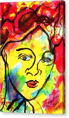 Ochumare  Canvas Print by Shelley Bain
