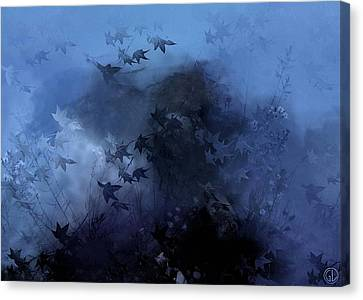 October Blues Canvas Print by Gun Legler