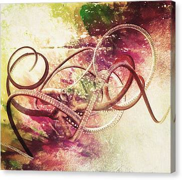 Octopus Canvas Print by Taylan Apukovska