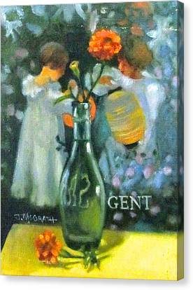 Ode To Sargent Canvas Print