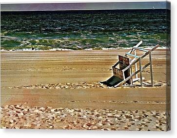 Off Season Canvas Print by Allen Beilschmidt