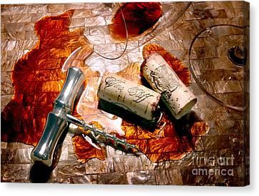 Off The Vine Canvas Print by Jon Neidert