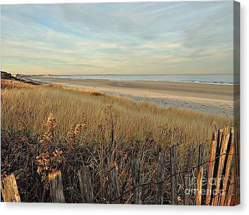 Ogunquit Beach 3 Canvas Print