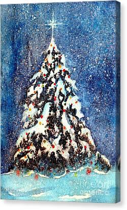 Oh Christmas Tree Canvas Print