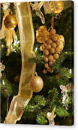 Oh Christmas Tree Canvas Print by Thomas Fouch