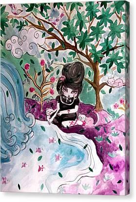 Oh Rosalie Canvas Print