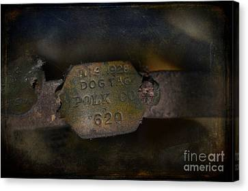 Old 620 Canvas Print by The Stone Age