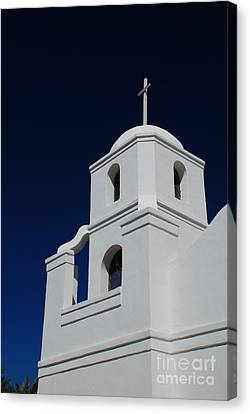 Old Adobe Mission Scottsdale Canvas Print
