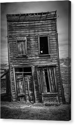 Old Bodie Building Canvas Print