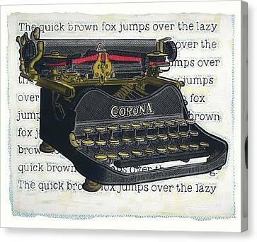 Old Corona Canvas Print