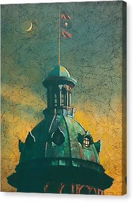 Old Dome Canvas Print