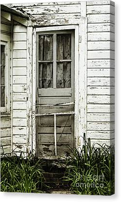 Old Door Canvas Print by Margie Hurwich
