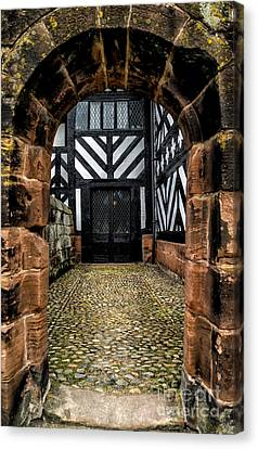 Old England Canvas Print by Adrian Evans