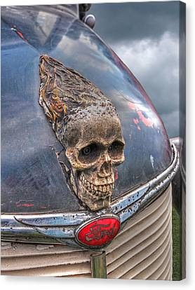 Old Fords Never Die - Vertical Canvas Print
