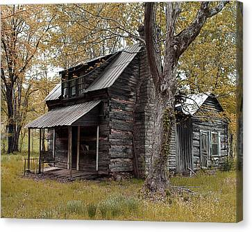 Old Home Place Canvas Print