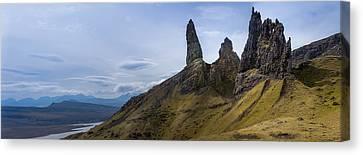 Old Man Of Storr Isle Of Skye Canvas Print