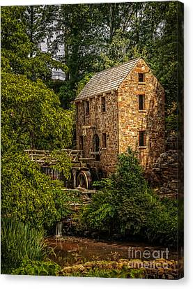 Old Mill 3 Canvas Print