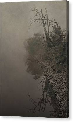 Old Soul Canvas Print by Dan Sproul