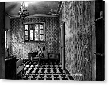 Old Stories Canvas Print