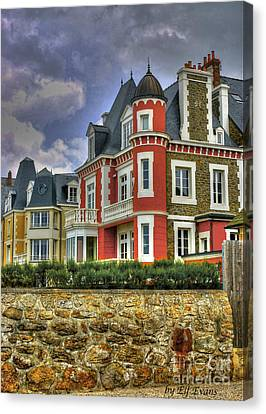 Old Style In Parame  Canvas Print