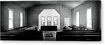 Old Time Religion Canvas Print by Stephen Stookey