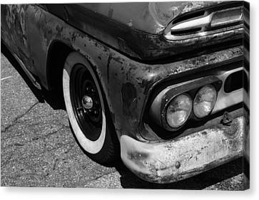 Old Timer Canvas Print by Luke Moore
