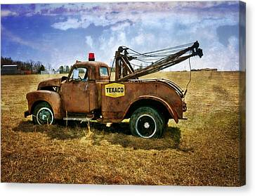Canvas Print - Old Tow by Marty Koch
